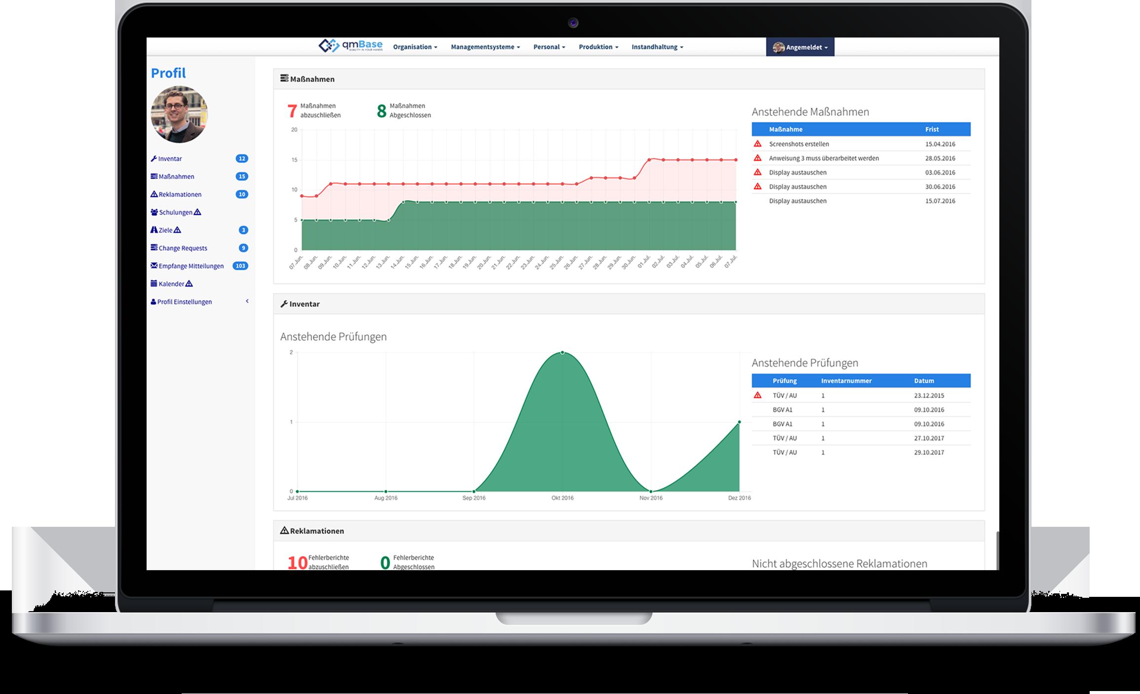 qmBase Profil Desktop 2