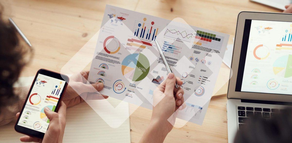 Dashboard and Reportings - Auswertungen des Unternehmens mit qmBase Managementsoftware